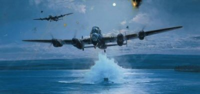 Dambusters - The Impossible Mission by Robert Taylor.