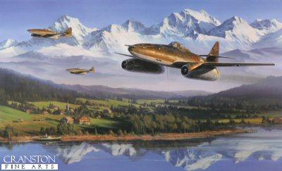 Alpine Thunder by Nicolas Trudgian.