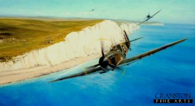 Coastal Patrol by Richard Taylor.
