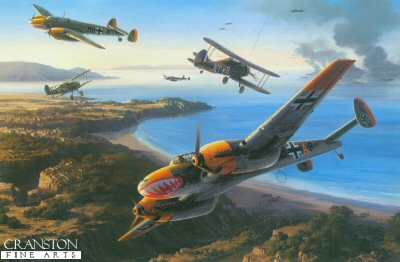 Operation Mercury by Nicolas Trudgian.