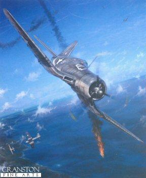 Semper Fi Skies by John D Shaw.