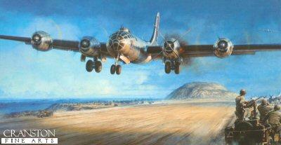 Iwo Jima - A Hard Won Haven by John D Shaw. (AP)