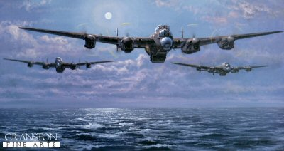 Enemy Coast Ahead - The Dambusters by Philip West.