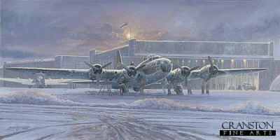 The Memphis Belle by Philip West.