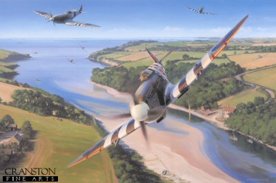 Back from Normandy by Nicolas Trudgian.