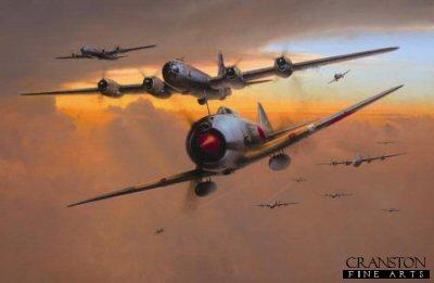 Threatening Skies by Richard Taylor.