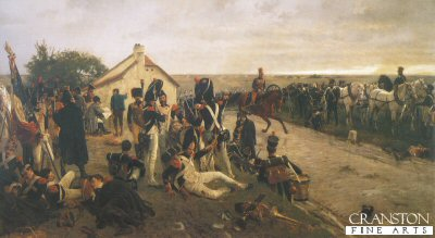 Morning of Waterloo by Ernest Crofts (B)