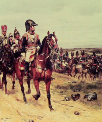 General of the 1st Empire by Edouard Detaille.