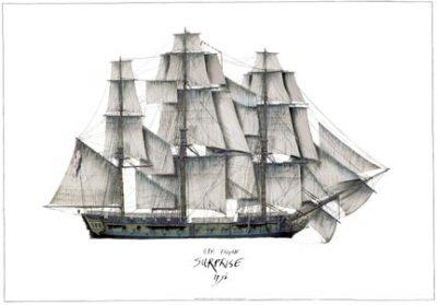 Surprise 1796 by Tony Fernandes. (B)
