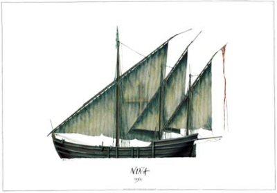 Nina 1497 by Tony Fernandes.