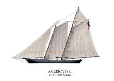 America 1851 by Tony Fernandes. (B)