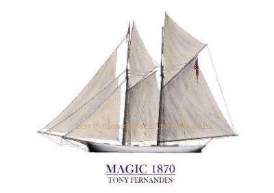 Magic 1870 by Tony Fernandes.