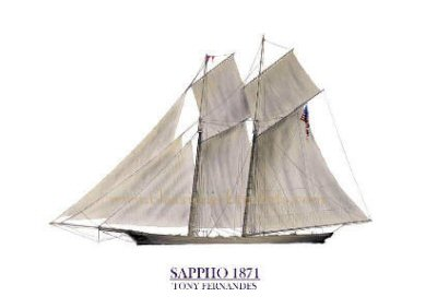 Sappho 1871 by Tony Fernandes.