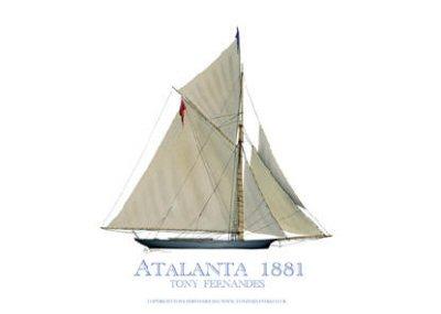 Atalanta 1881 by Tony Fernandes.