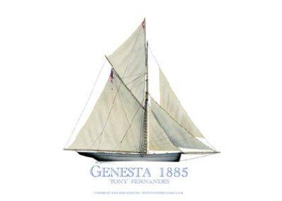 Genesta 1885 by Tony Fernandes.