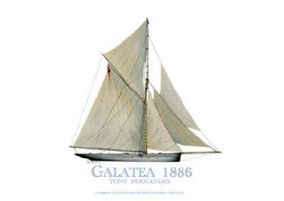 Genesta 1886 by Tony Fernandes.