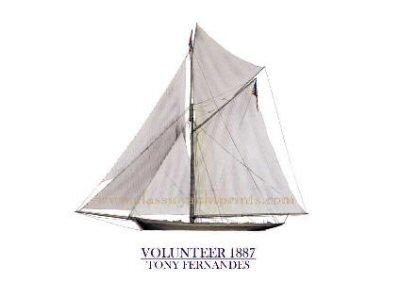 Volunteer 1887 by Tony Fernandes.