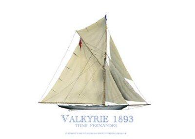 Valkyrie 1893 by Tony Fernandes.