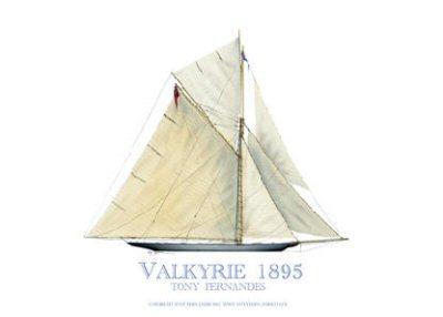 Valkyrie 1895 by Tony Fernandes.