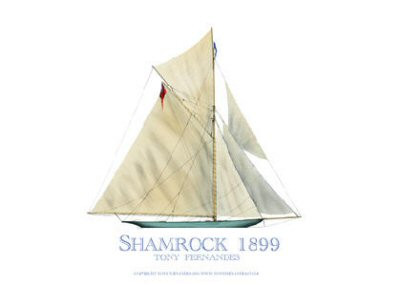 Shamrock 1899 by Tony Fernandes.