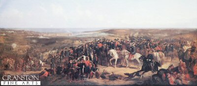 Allied Generals Before Sebastopol by Thomas Jones Barker (GL)