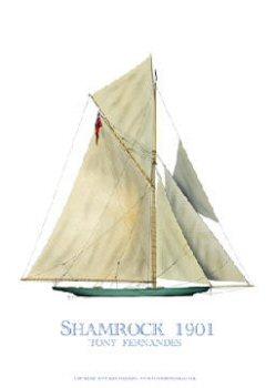 Shamrock 1901 by Tony Fernandes.