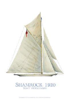 Shamrock 1920 by Tony Fernandes.