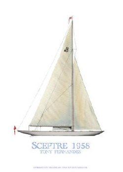 Sceptre 1958 by Tony Fernandes.