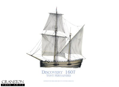 Discovery 1607 by Tony Fernandes.