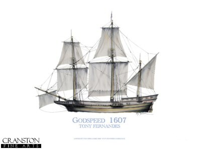 Godspeed 1607 by Tony Fernandes.