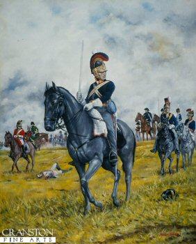 Royal Horse Guards by Brian Palmer.