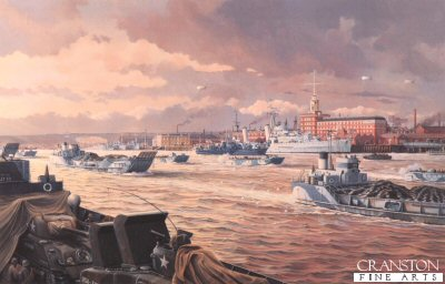 Prelude to D-Day by Bill Bishop. (Y)