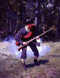 1st Texas Infantry by Jim Lancia (P)