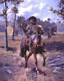 2nd Virginia Cavalry 1861, by Jim Lancia (P)