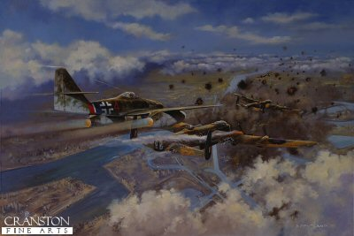 Jet Attack by David Pentland. (B)
