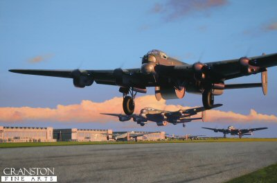 The Dambusters by Ivan Berryman. (APB)