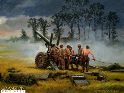 Heavy Artillery by David Pentland. (P)