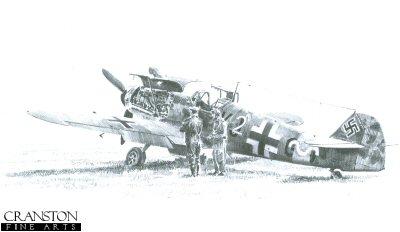 JG-52 by Robert Taylor.