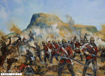 The Battle of Isandlwana by Jason Askew. (PC)