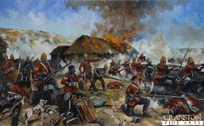 The Defence of Rorke's Drift by Jason Askew. (GM)