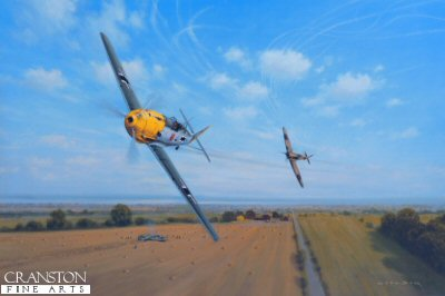 Low Level Encounter by Gerald Coulson.