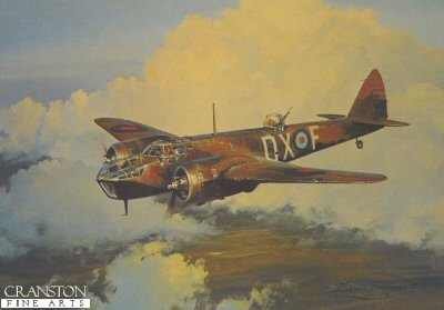 Bristol Blenheim by Robert Taylor.