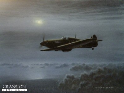 Moonlight Hunter by Gerald Coulson.