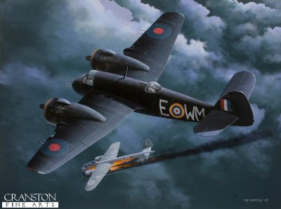 Tribute to Flight Sergeant Ladislaw Bobek by Ivan Berryman.