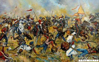 The Battle of Aliwal by Jason Askew. (GL)