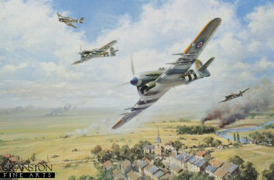 Typhoon Attack by John Young.