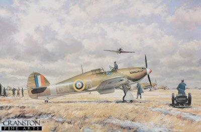 Winter's Day at Coltishall by John Young.