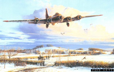 Winter's Welcome by Robert Taylor. (GS)