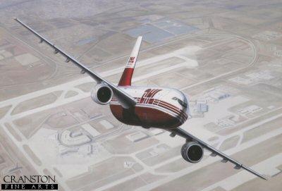 Baghdad Departure by Robert Tomlin.