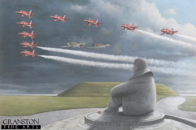 A Tribute to the Few by Roy Garner.